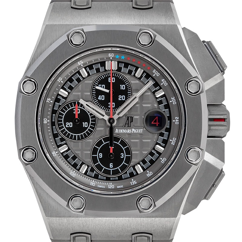 Audemars Piguet Royal Oak Offshore Michael Schumacher Titanium Limited Edition 26568IM.OO.A004CA.01