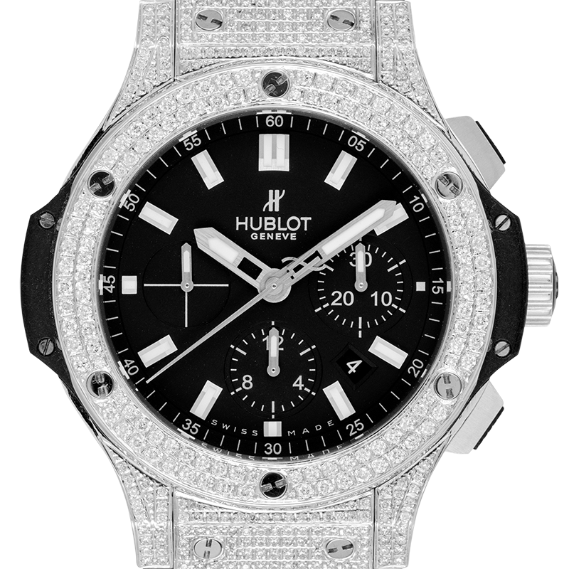 Hublot Big Bang Evolution 44mm Diamond Set 301.SX.1170.RX
