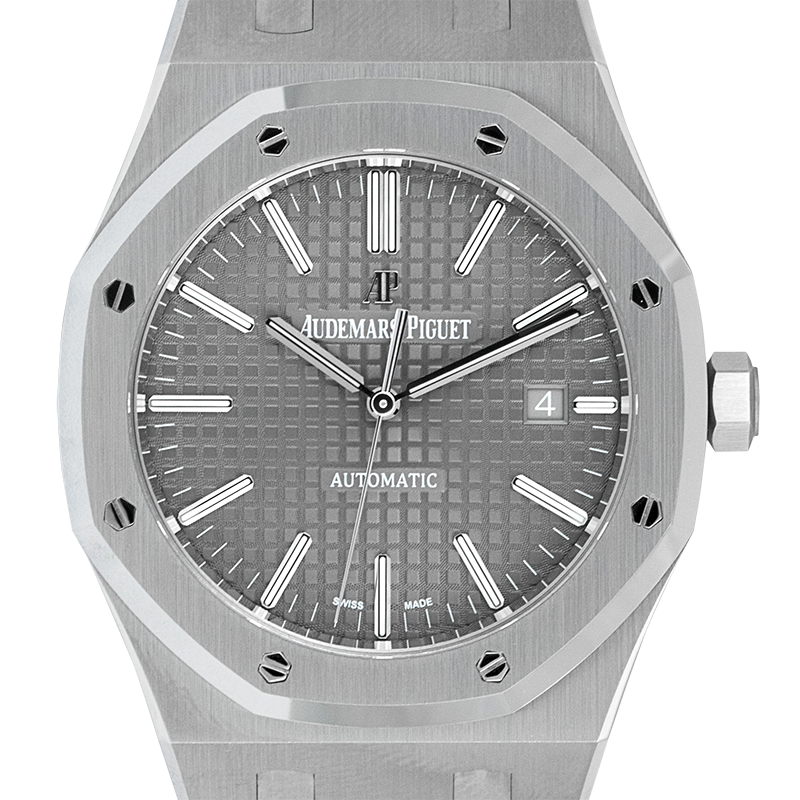 Audemars Piguet Royal Oak 41mm Stainless Steel Grey Dial 15400ST.OO.1220ST.04