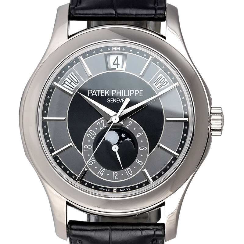 Patek Philippe Complications 5205G-001 White Gold Watch