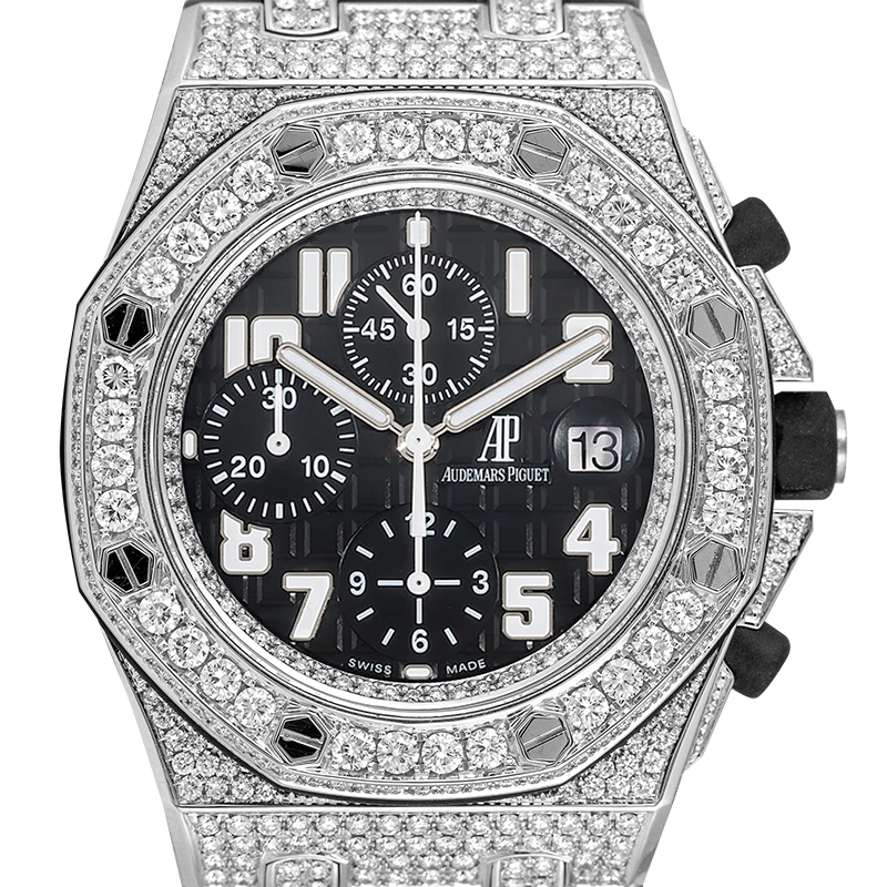 Audemars Piguet Royal Oak Offshore Custom Diamond Set 26170ST.OO.1000ST.08