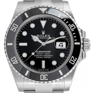 Rolex Submariner Date Black Dial 41mm Stainless Steel 126610LN