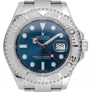 Rolex Yacht-Master Stainless Steel Blue Dial 126622 Watch