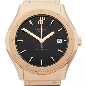 Pre-Owned Hublot Classic Fusion Rose Gold 1915.8