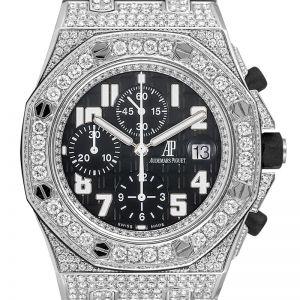 Audemars Piguet Royal Oak Offshore Custom Diamond Set 26170ST.OO.1000ST.08