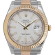 Rolex Datejust II  Steel and Yellow Gold White Dial 116333