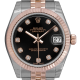Rolex DateJust bi-metal Steel & Everose Gold 178271