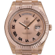 Rolex Day-Date 41 218235 Full Rose Gold Presidential Bracelet Watch