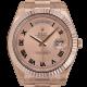 Rolex Day-Date 41 218235 Full Rose Gold Presidential Bracelet Watch