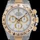 Rolex Cosmograph Daytona Bimetal Steel & Yellow Gold White Dial 116503