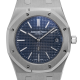 Audemars Piguet Royal Oak 39mm Stainless Steel Blue Dial 15202ST.OO.1240ST.01
