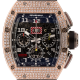 Richard Mille RM011 Felipe Massa Custom Diamond Set Bezel