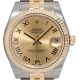 Rolex DateJust Lady 31mm Steel/Yellow Gold Dial Roman/Jubilee 178273