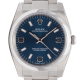 Rolex Oyster Perpetual 34 Steel Blue Dial Oyster 114200