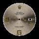 Rolex DateJust 36mm Gold Floral Print Custom Dial