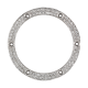 Hublot Big Bang 44mm Steel Diamond Set Custom Bezel