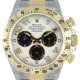 Rolex Cosmograph Daytona Steel & Gold White-Black Arab 116523