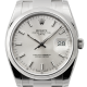 Rolex DateJust 34 Stainless Steel Silver Dial Oyster 115200