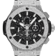 Hublot Big Bang Chronograph 44mm Diamond Set with Factory Openworked Dial 311.SM.1170.RX