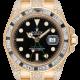 Rolex GMT-Master II 18ct Yellow Gold Diamond Set 116718LN