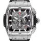 Hublot Spirit of Big Bang Titanium Custom Diamond Set 601.NX.0173.LR
