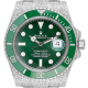 Custom Diamond Set Rolex Submariner Date