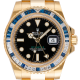 Rolex GMT-Master II 18ct Yellow Gold with Factory Diamond Bezel 116748SA