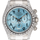 Rolex Cosmograph Daytona 18ct White Gold Diamond Set with Custom Arabic-Indic Dial 116509