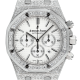 Audemars Piguet Royal Oak Chronograph 41mm Custom Diamond Set