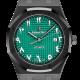 Audemars Piguet Royal Oak 41mm Custom Black PVD with Green/Indic Dial