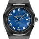 Audemars Piguet Royal Oak 41mm Custom Black PVD with Blue/Indic Dial