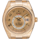 Rolex Sky-Dweller 18ct Yellow Gold Champagne/Arab Oyster 326938