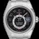 Rolex Sky-Dweller 18ct White Gold Black/Arabic Dial 326939