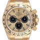 Rolex Cosmograph Daytona 18ct Yellow Gold with Champagne-colour and black dial 116508