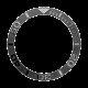 Rolex Yacht-Master Black Ceramic Custom Insert