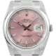 Rolex Datejust 36mm Pink/Index Oyster 116200