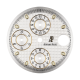 Audemars Piguet Royal Oak Offshore 42mm White Méga Tapisserie Dial