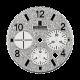 Hublot Big Bang 44mm Steel Diamond Pave Custom Dial