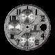 Audemars Piguet Royal Oak Offshore 42mm Diamond Custom Dial