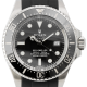 "Rolex DeepSea Sea-Dweller in Stainless Steel on a ""Rubber B"" Strap 116660"