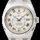 Rolex Sky-Dweller White Gold Ivory/Roman Dial 326939