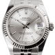 Rolex DateJust 31 Steel and White Gold Silver/Index Jubilee 178274