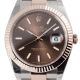 Rolex DateJust II 41 Steel and Everose Gold Oyster 126331