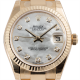 Rolex Datejust 31 Yellow Gold Mother of Pearl/Diamonds Oyster 178278