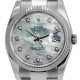 Rolex Datejust 36 Rolesor Mother of Pearl/Diamonds Oyster 116234