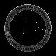 Hublot Big Bang 44mm PVD Black Baguette Cut Precious Stone Custom Bezel