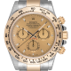 Rolex Cosmograph Daytona Stainless Steel and 18ct Yellow Gold Champagne/Index 116503