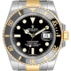 Rolex Submariner Date 40mm Steel and Yellow Gold Black Dial 116613LN