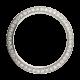 Rolex 41mm White Gold Diamonds Custom Bezel