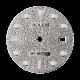 Rolex GMT-Master II 40mm Diamond Pavé Custom Dial